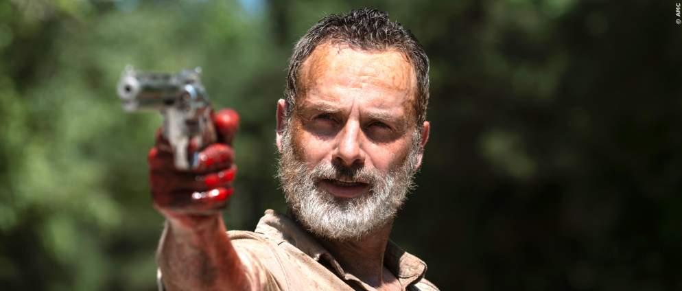 The Walking Dead: Klarheit über Ricks Rückkehr