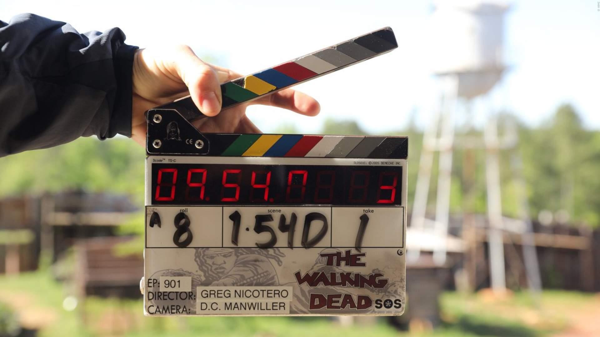 The Walking Dead Staffel 9: Neues Foto bestätigt Gerüchte - Bild 1 von 1