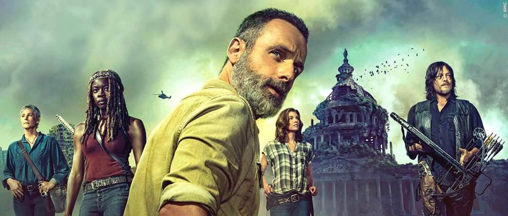 The Walking Dead: Staffel 10 - Start-Termin steht