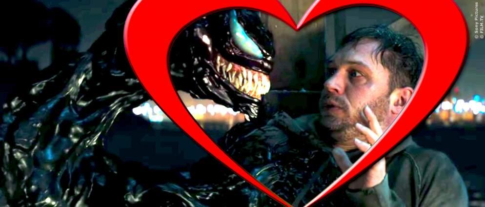 Venom Weihnachts-Trailer zum Heimkino-Start