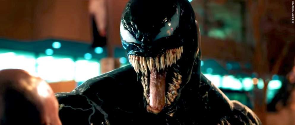 Venom: Sensationeller neuer Trailer mit Tom Hardy