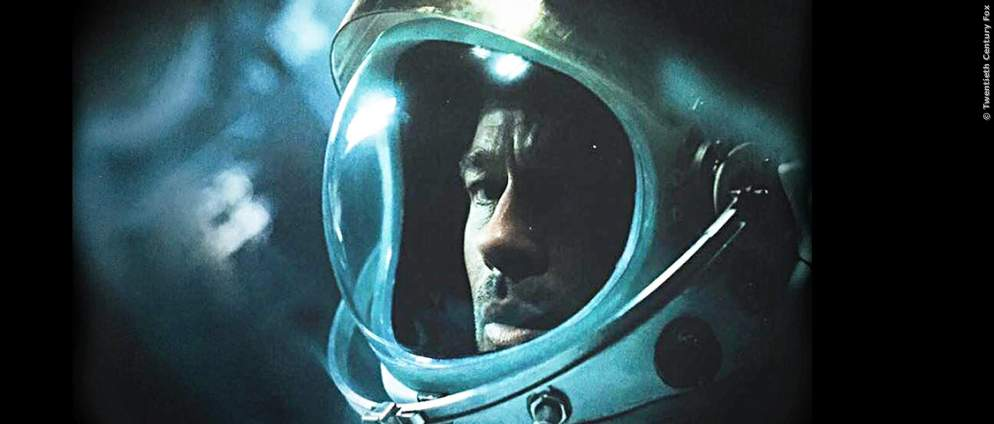 Ad Astra: 1. Trailer mit Brad Pitt und Tommy Lee Jones