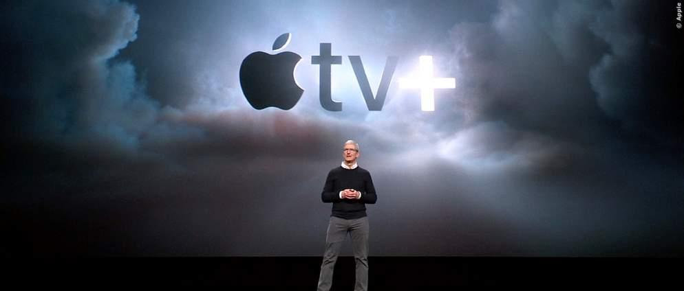 Apple TV Plus: Alle Details zum Streamingdienst
