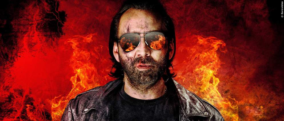 Between Worlds: Exklusiver Clip mit Nicolas Cage