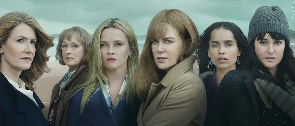Big Little Lies: Zweite Staffel hat Heimkino-Start