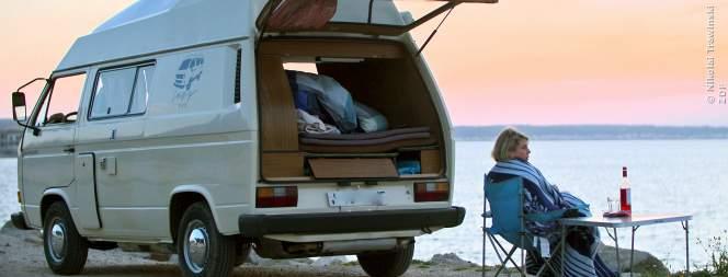 So sieht die neue Lust am Campen aus