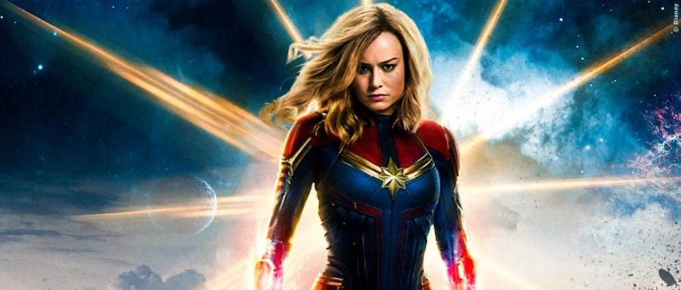 Captain Marvel: Heimkino-Start-Termin steht fest