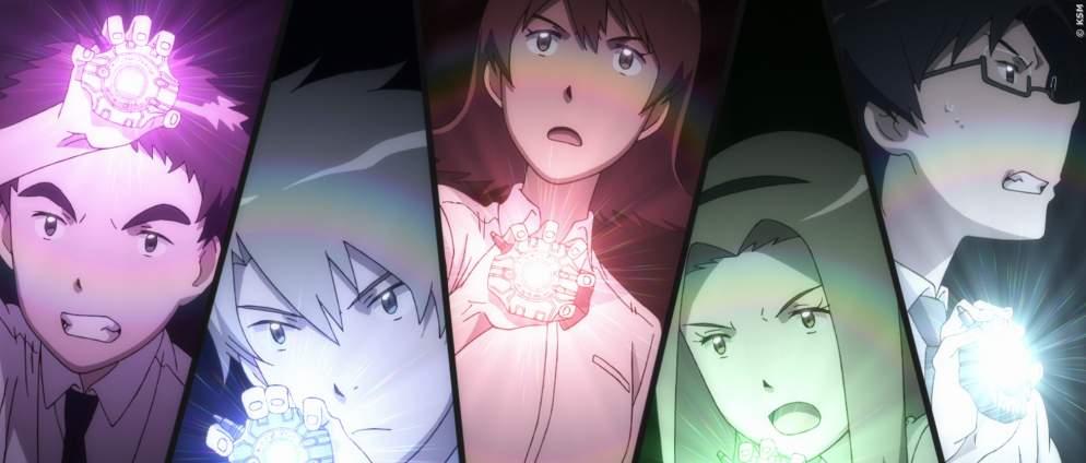 Digimon Adventure Tri Chapter 6 - Our Future