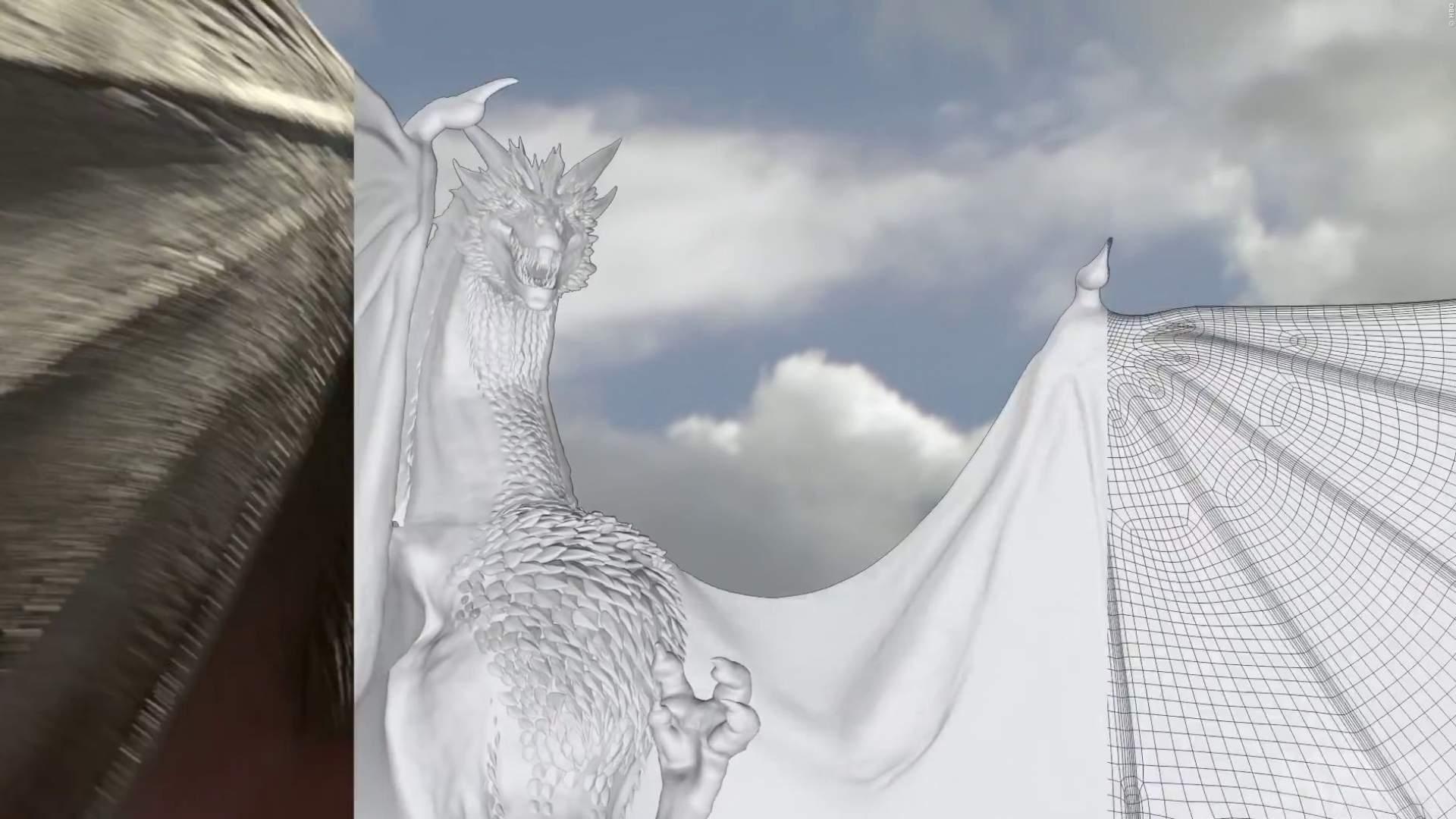 Game Of Thrones Staffel 8: So entstehen die Drachen - Bild 1 von 22