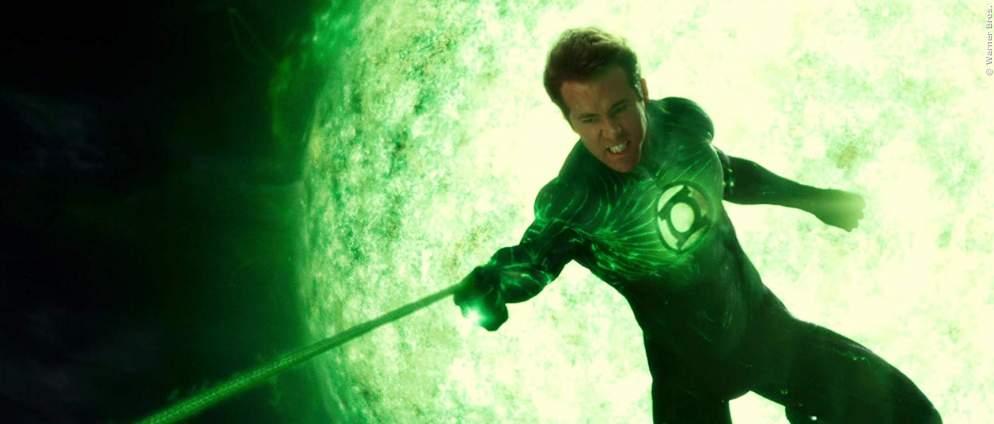 Green Lantern Serie: Neue Hauptdarsteller gefunden