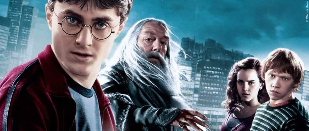 Harry Potter-Filme bei Disney Plus und Co