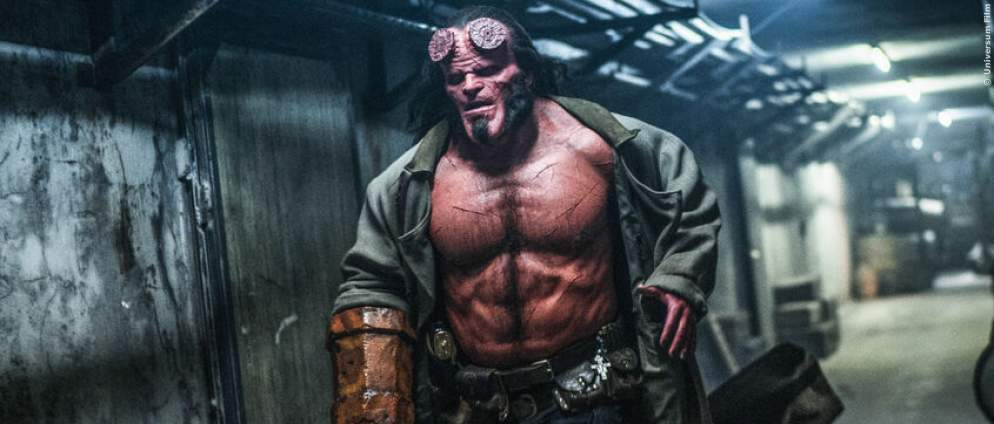 Hellboy 3: Heimkino-Starttermin von Call Of Darkness