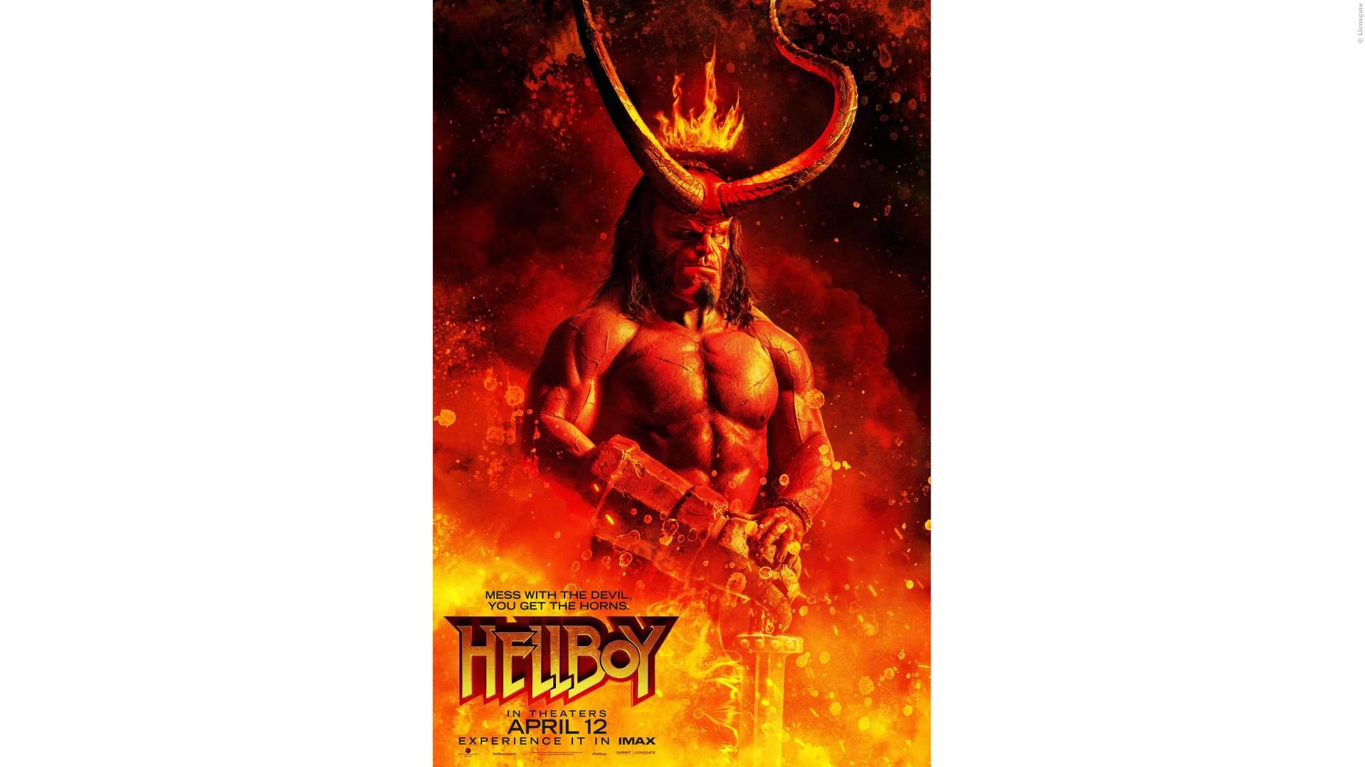 Hellboy 3: Neue Bilder zum Film 2019 - Bild 1 von 2