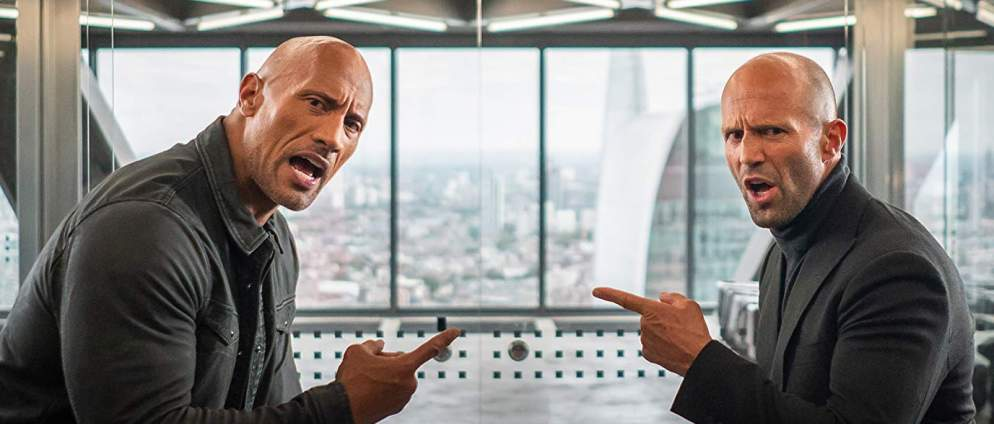 Fast And Furious: The Rock rächt sich an Ex-Kollegen