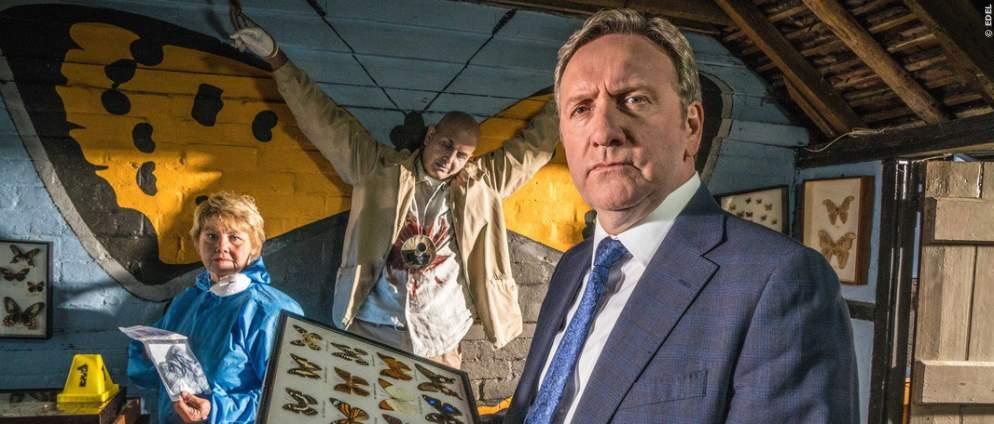 Inspector Barnaby: Vol. 30 mit vier neuen Fällen