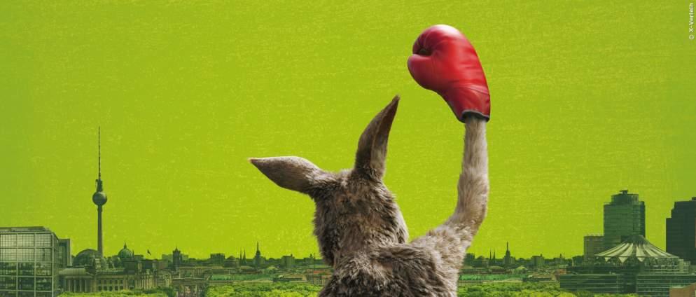 Die Känguru-Chroniken: Erster kurzer Trailer