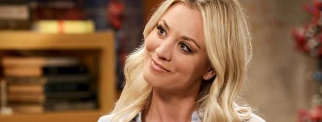 Kaley Cuocu in The Big Bang Theory