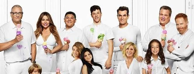 Die Stars aus Modern Family