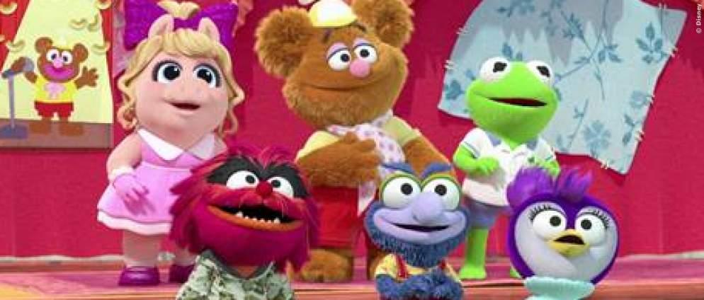 Muppet Babies: Serie startet im Disney Channel