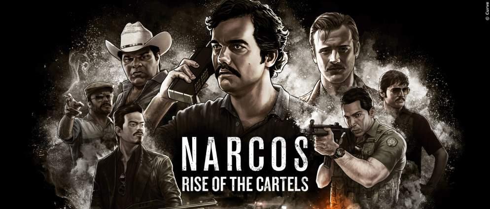 Narcos: Netflix-Serie als Videogame