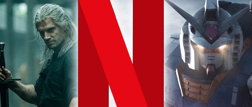 Netflix: Neue Filme und Serien im Dezember