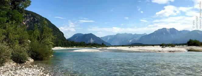 Der Tagliamento, Europas letzter ungezähmter Fluss