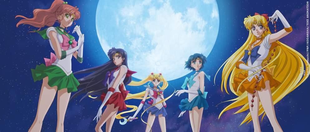 Sailor Moon Crystal: Sixx zeigt Animé-Serie