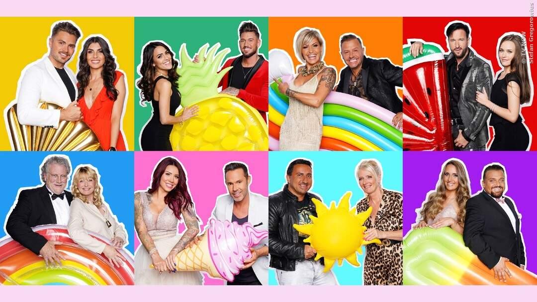 Alle Paare der neuen Staffel Sommerhaus Der Stars
