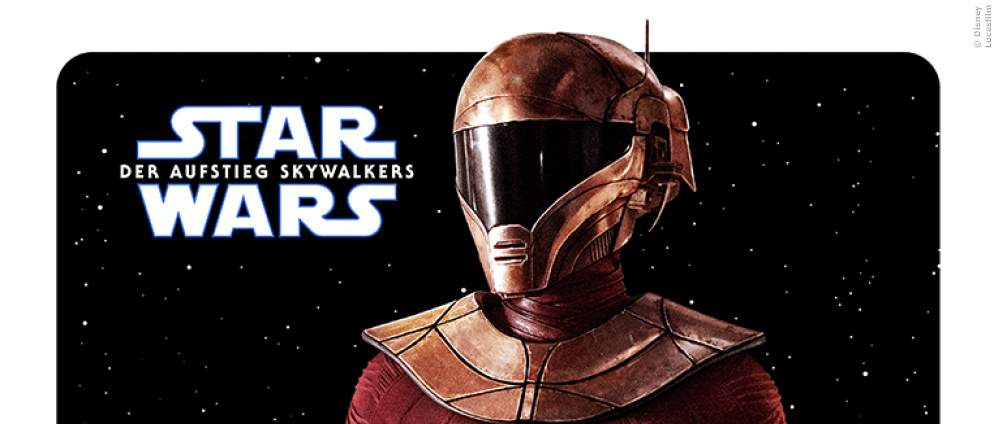 Star Wars 9: Neue Charakter-Poster