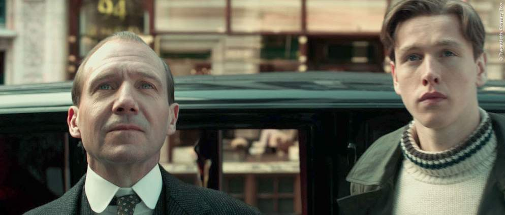The King's Man: Erster Trailer zum Kingsman-Prequel