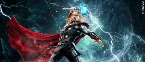 Thor 4: Erstes Bild von Natalie Portman als Thor - News 2021