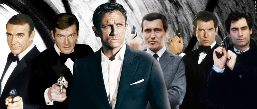 Gute Filme: James Bond 007