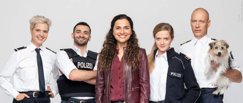WaPo Berlin: Neue Krimi-Serie startet im Ersten