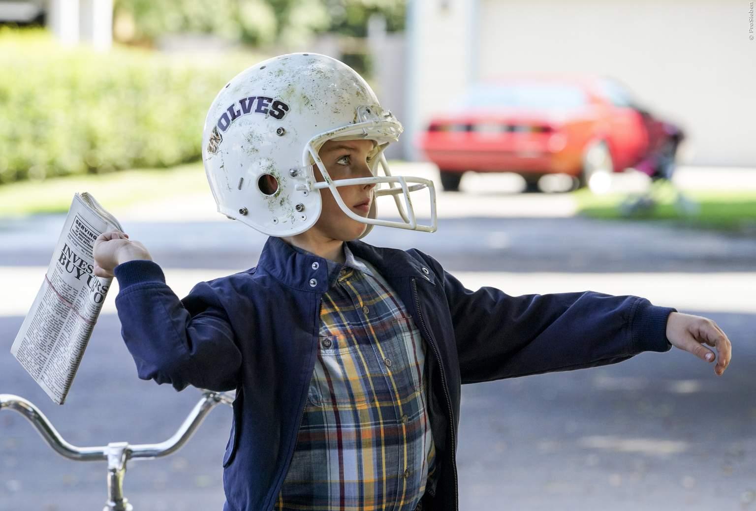 Szene aus Staffel 2 von Young Sheldon
