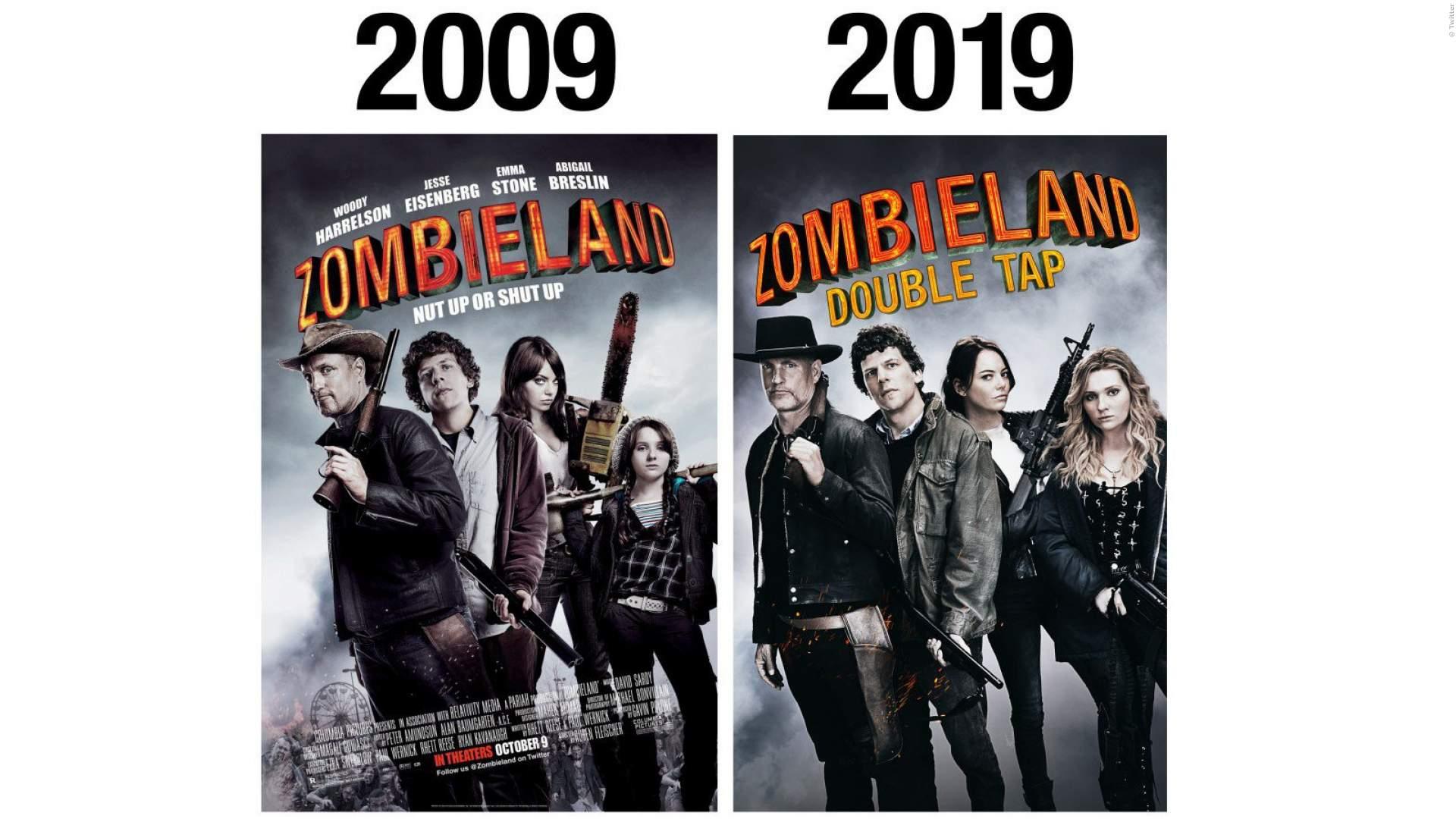 Zombieland 2: Neuer Filmtitel und erstes Bild - Bild 1 von 1