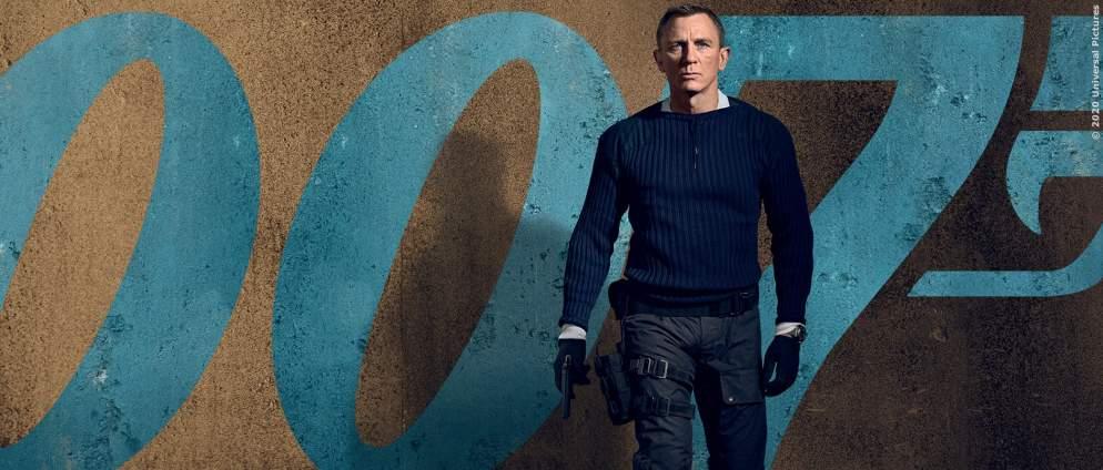 James Bond - Keine Zeit Zu Sterben: Neuer Kinostart