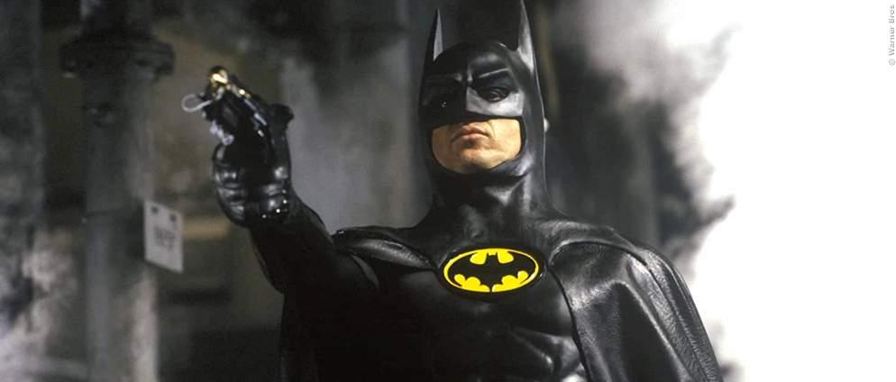 Michael Keaton als Batman - Batsuit geleaked?
