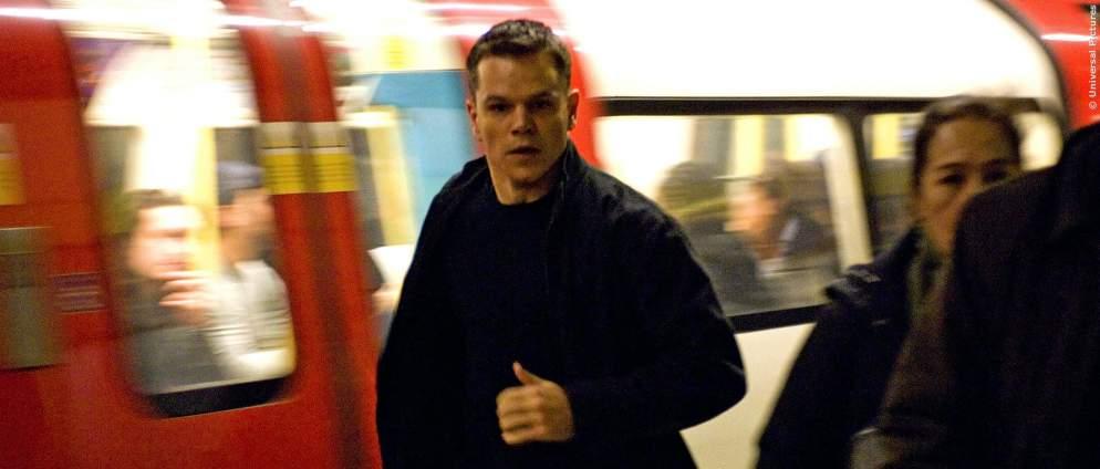 Jason Bourne bekommt eigenen TV-Sender bei Sky
