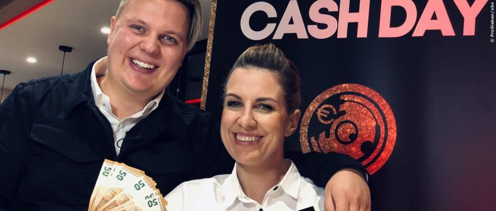 CashDay: ProSieben schenkt euch bares Geld