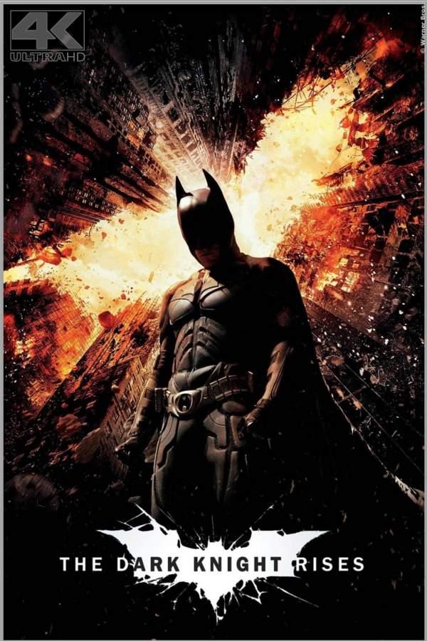 The Dark Knight Rises Trailer
