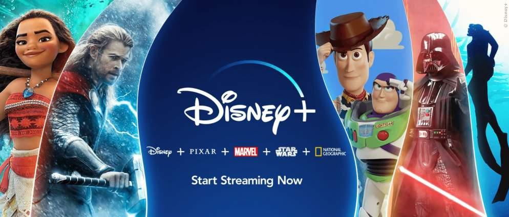 Disney+: Jahresabo ist ab sofort mit Rabatt buchbar