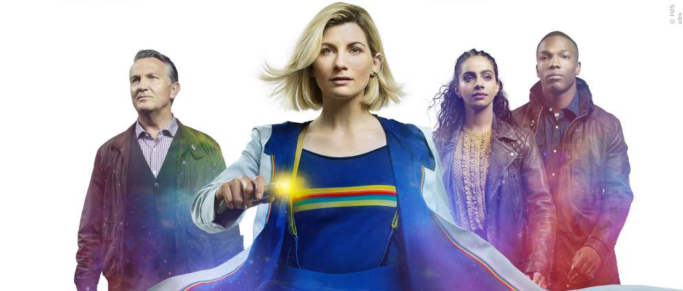 Doctor Who: Staffel 12 hat Start-Termin