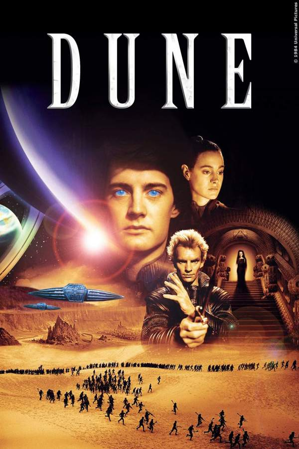 Dune - Der Wüstenplanet Trailer