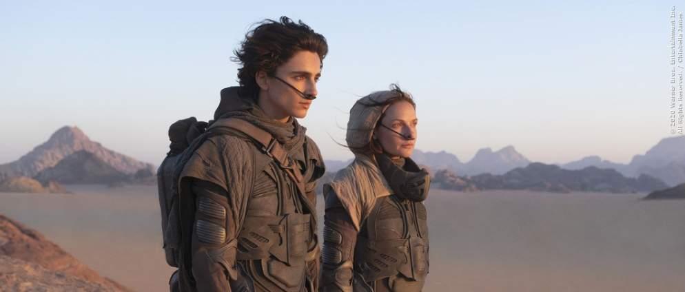 Trailer: Warner zeigt neue Szenen aus Blockbustern