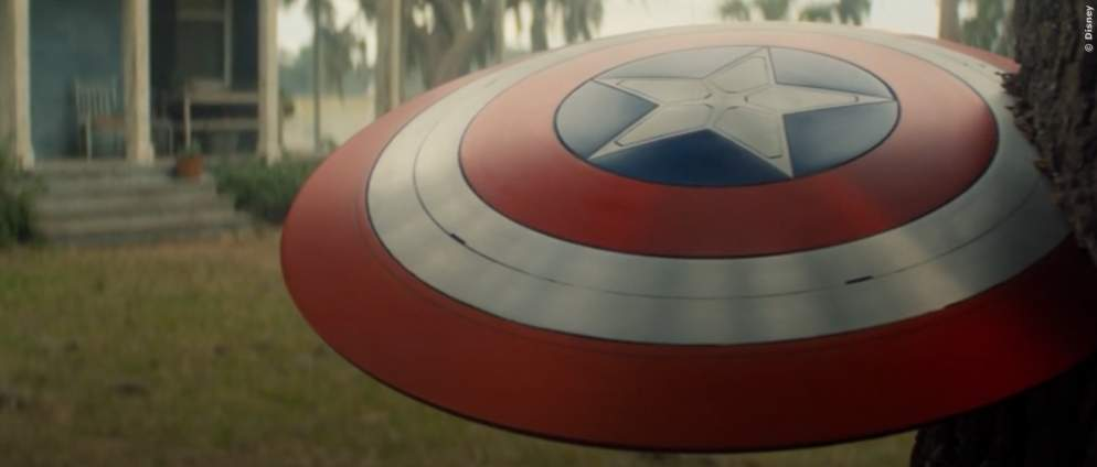The Falcon And The Winter Soldier mit Kino-Schurke
