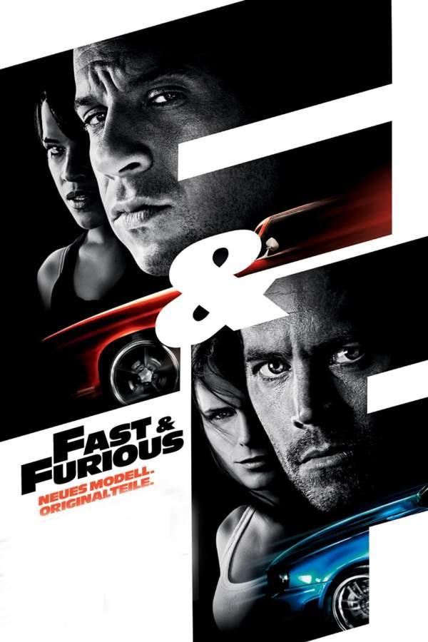 Fast And Furious 4 Trailer - Neues Modell. Originalteile.