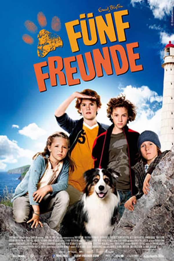 Fünf Freunde Trailer