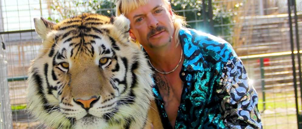 Tiger King-Folge über Siegfried und Roy kommt