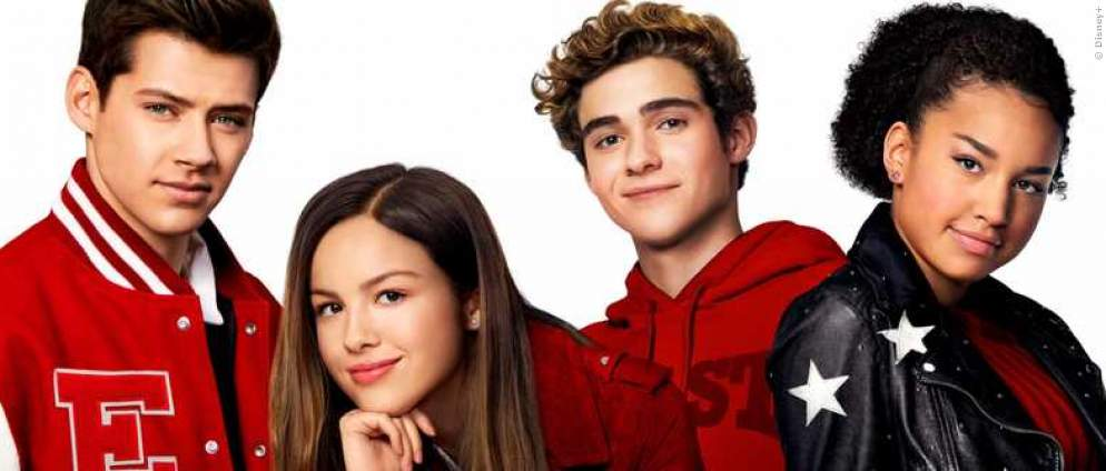 High School Musical: Serie läuft im TV