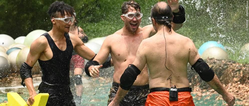 Dschungelcamp: Tag 15 - Creek der Sterne im Camp